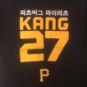 Pittsburgh Pirates Jung Ho Kang tshirt
